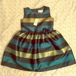 Toddler Fit &Flare Dress